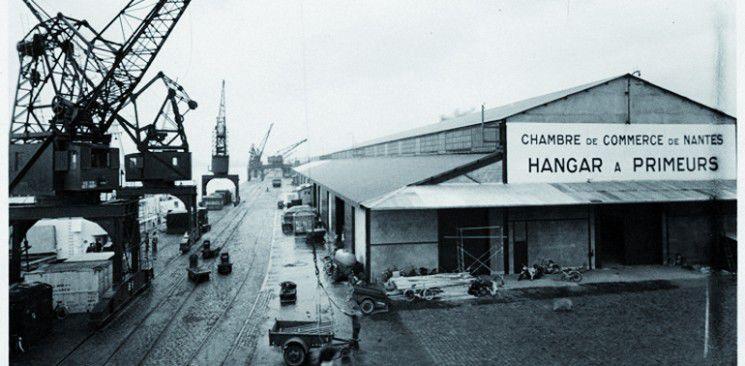 L 39 histoire du hangar bananes titan espace v nementiel titan espace v nementiel - Chambre de commerce de nantes ...